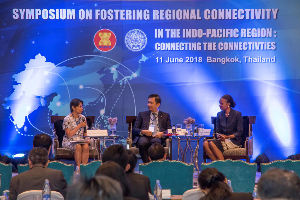 Symposium on Fostering Regional Connectivity in the Indo